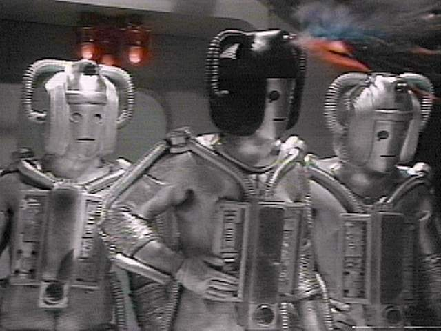 classic cybermen - photo #25